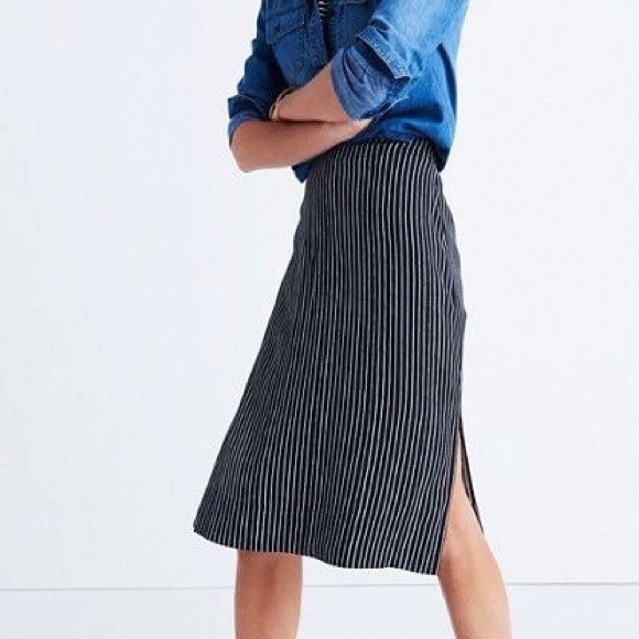 55d9593ff Madewell skirt Brand new with tags Button closure on both sides